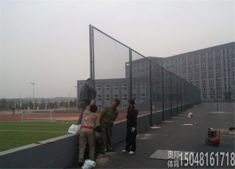 包头市体育运动学校市外围网施工