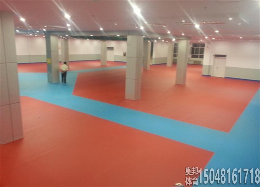 薛家湾准格尔煤矿文体中心室内乒乓球场地