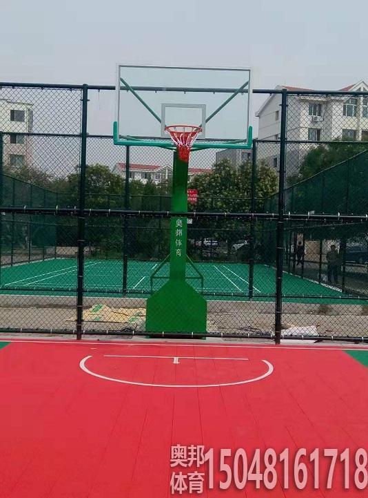 大箱篮球架